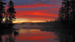 sunrise-in-sweden