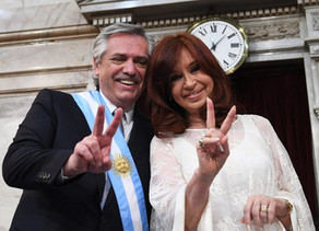 Nuevo gobierno en Argentina, sopla vientos de muerte sobre los niños por nacer.