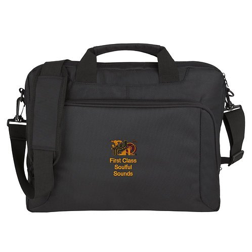 New Jersey 15.6 inch  Embroidered Laptop Conference Bag