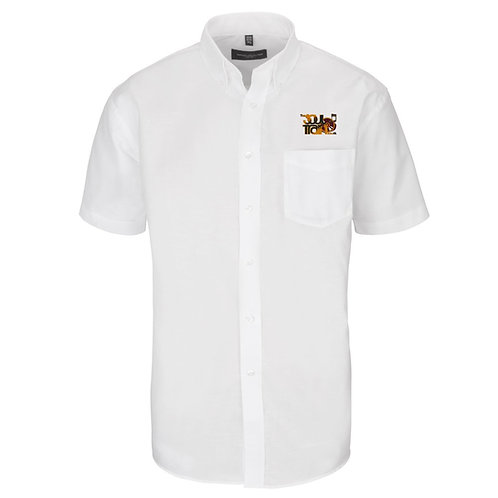 Russell™ Men's Short Sleeve Easy Care Oxford Shirt