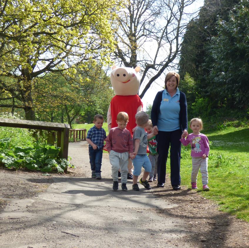 Rosedene Guisborough - Peppa Pig Walk 1 (10)