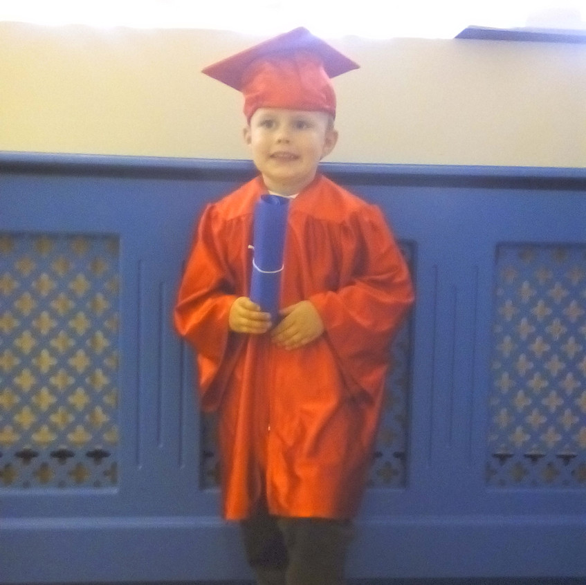 Rosedene Nurseries Darlington Graduation (2)