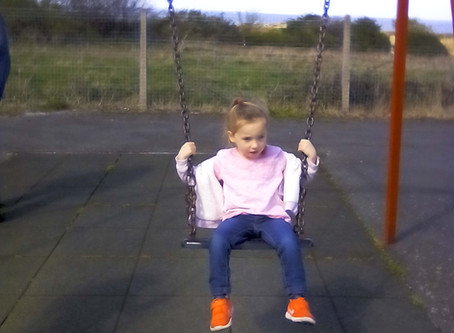 Rosedene at Saltburn's trip to the park