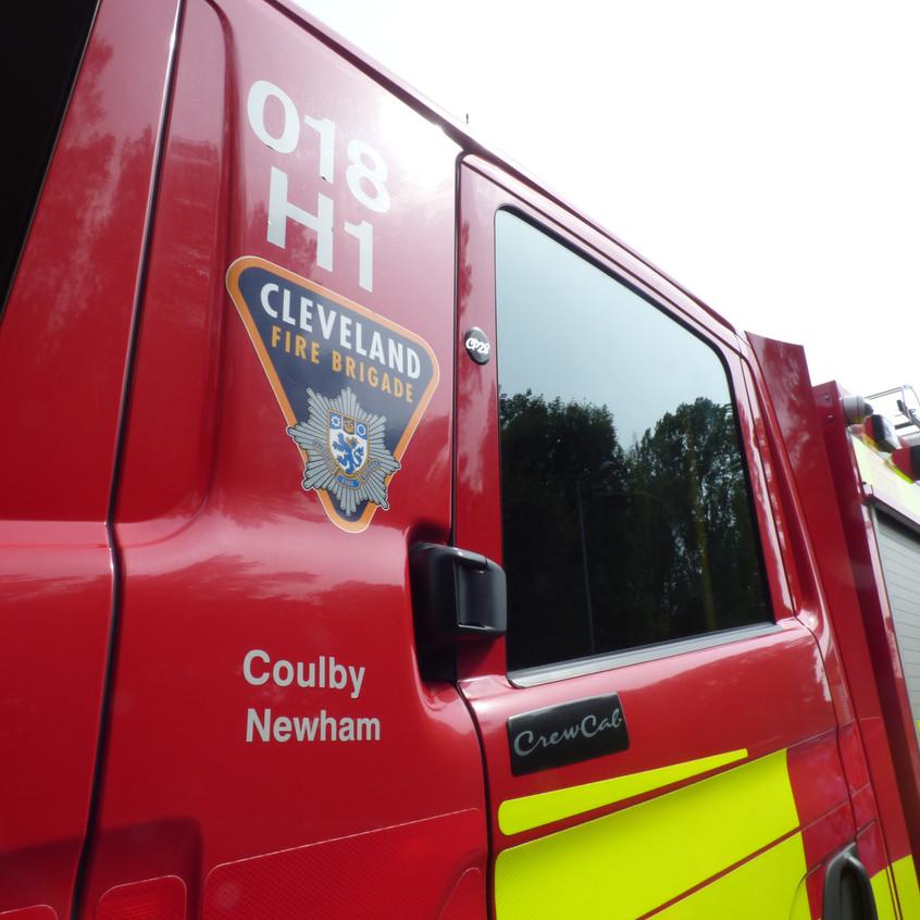 Rosedene Nursery in Hemlington gets Fire Service Visit (10)