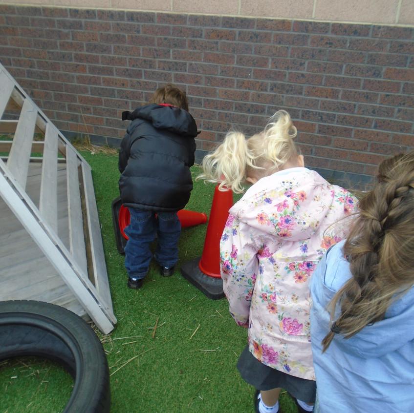 Hemlington Initiative Centre Easter Egg Hunt (2)