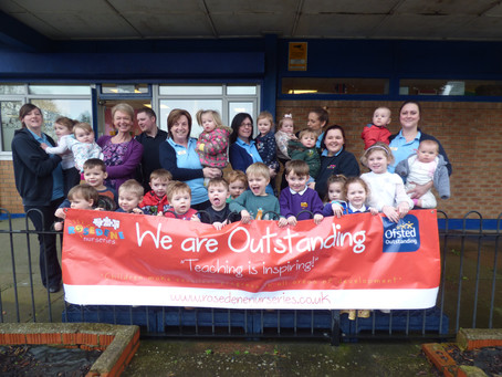"Rosedene Guisborough achieves ""Outstanding"" Ofsted status"