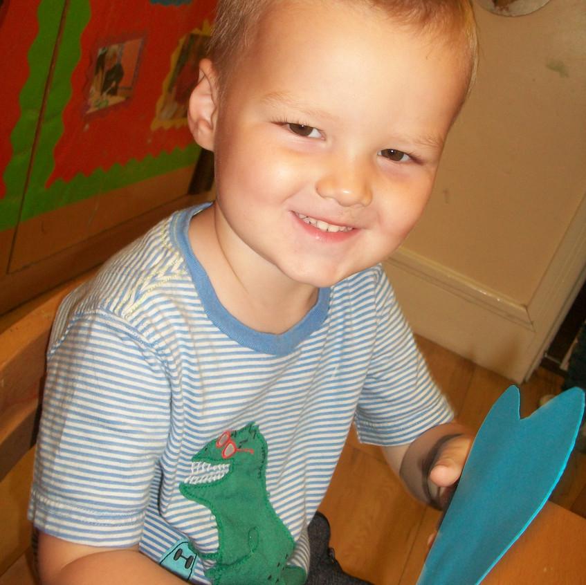 Rosedene at Hemlington Childrens Centre get police visit (10)