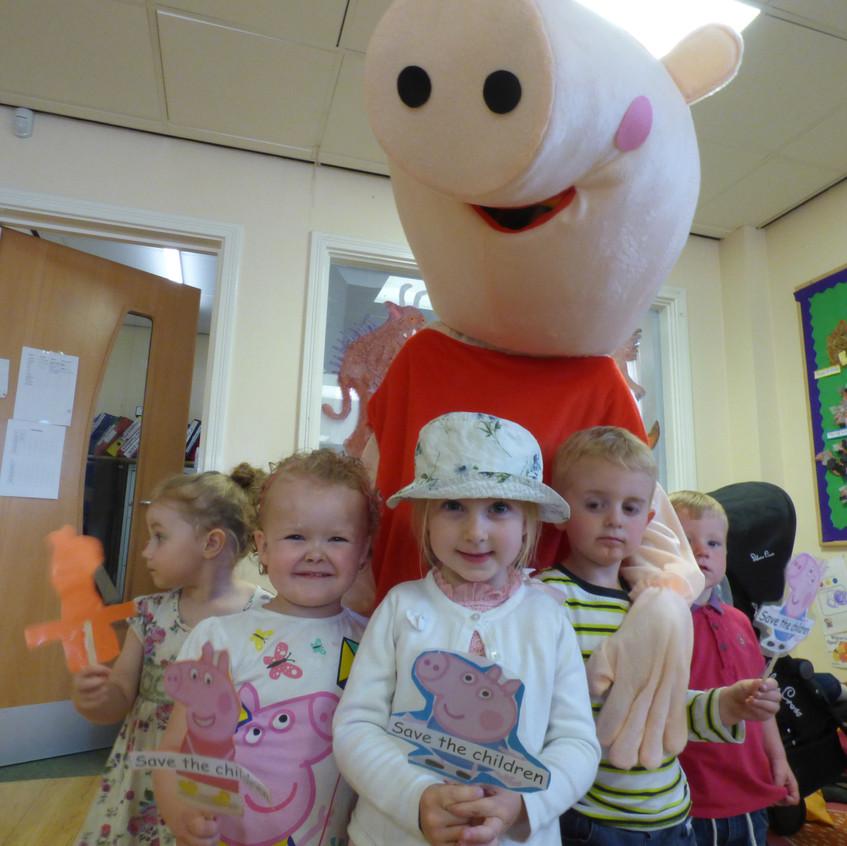 Rosedene Nurseries Hemlington Childrens Centre Muddy Puddle Walk 2 (4)