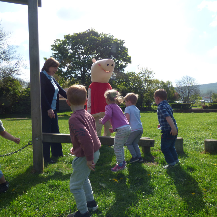 Rosedene Guisborough - Peppa Pig Walk 1 (5)