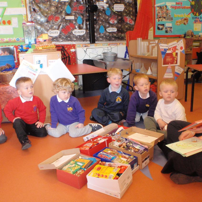 Rosedene Nurseries Guisborough Shoebox Appeal (8)