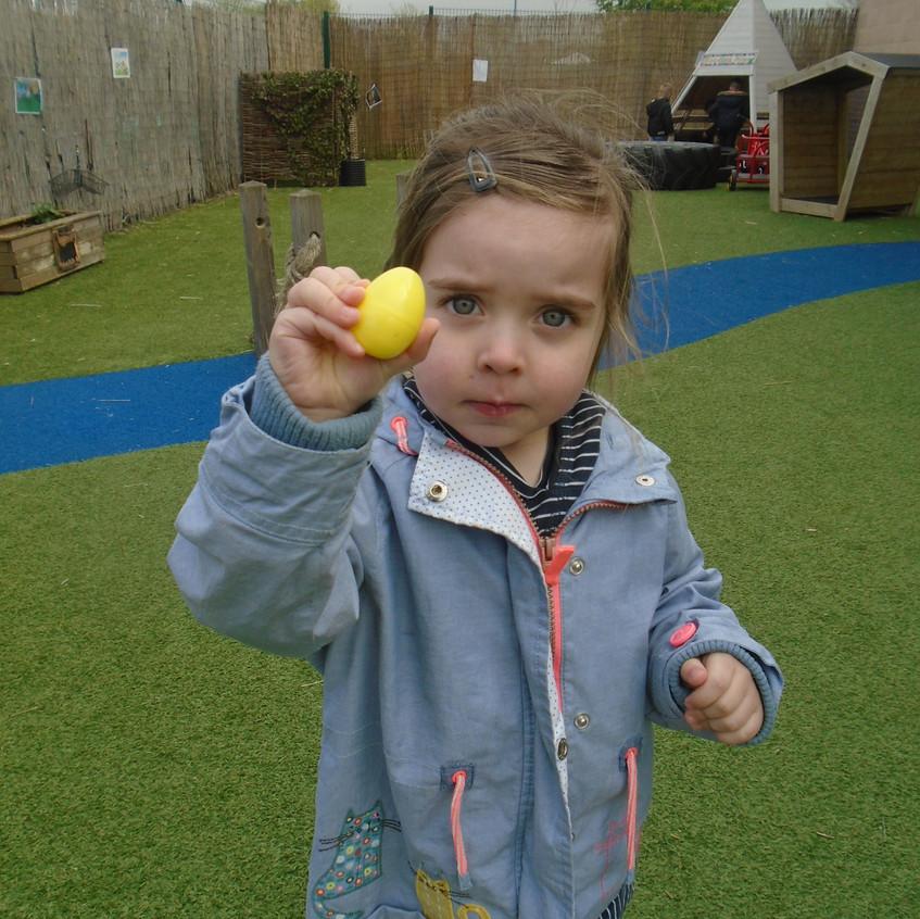 Hemlington Initiative Centre Easter Egg Hunt (11)