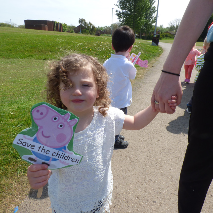 Rosedene Nurseries Hemlington Childrens Centre Muddy Puddle Walk 2 (13)