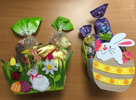 COMPETITION: WIN AN EASTER EGG!!!