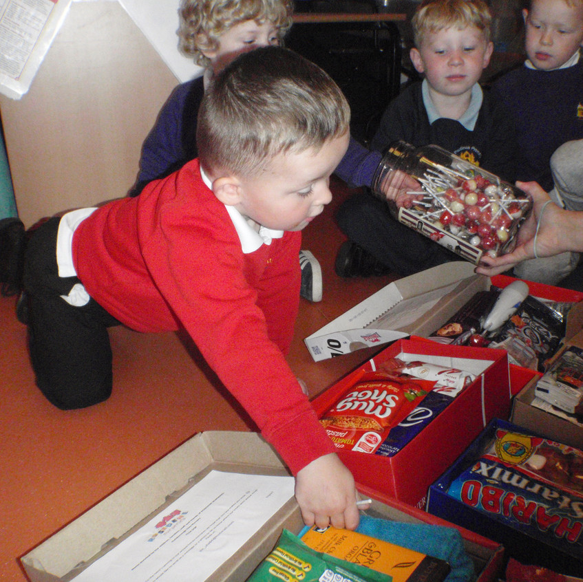 Rosedene Nurseries Guisborough Shoebox Appeal (5)