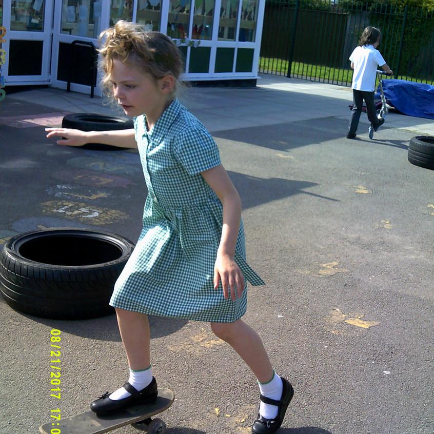 Rosedene Nurseries Durham Lane Playing Outside (12)