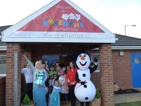 Rosedene Nursery in Northallerton Opens