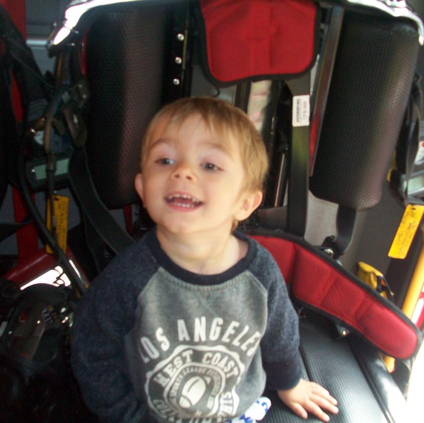 Rosedene Nursery in Hemlington gets Fire Service Visit (40)
