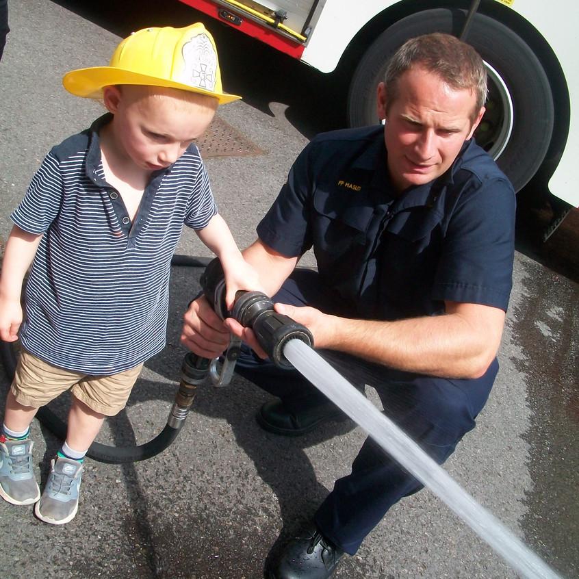 Rosedene Nursery in Hemlington gets Fire Service Visit (34)