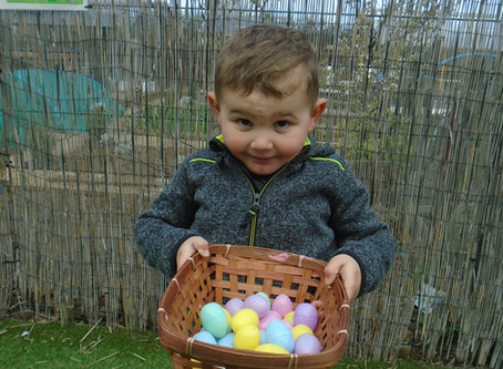 Hemlington Initiative Centre's Easter Egg Hunt