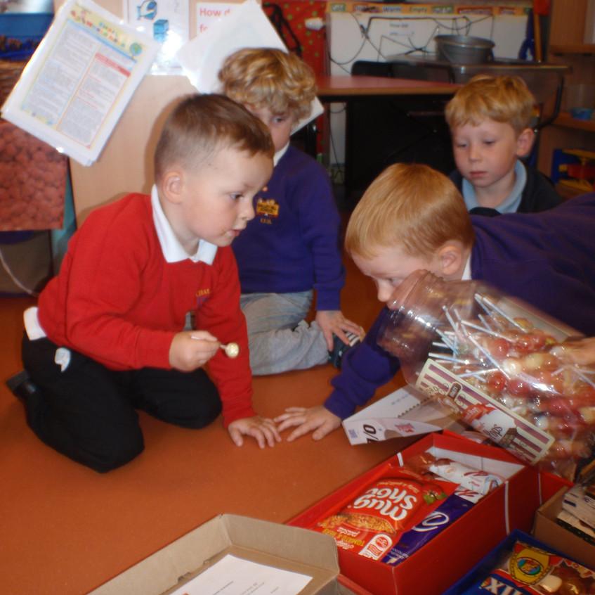 Rosedene Nurseries Guisborough Shoebox Appeal (4)