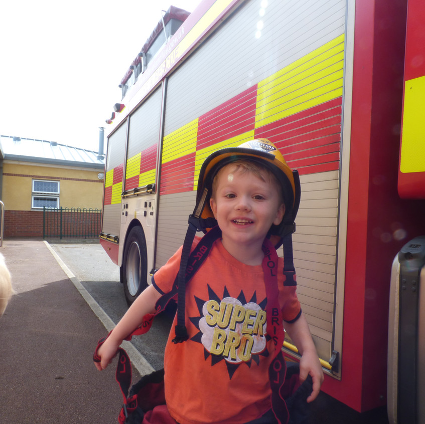 Rosedene Nursery in Hemlington gets Fire Service Visit (21)