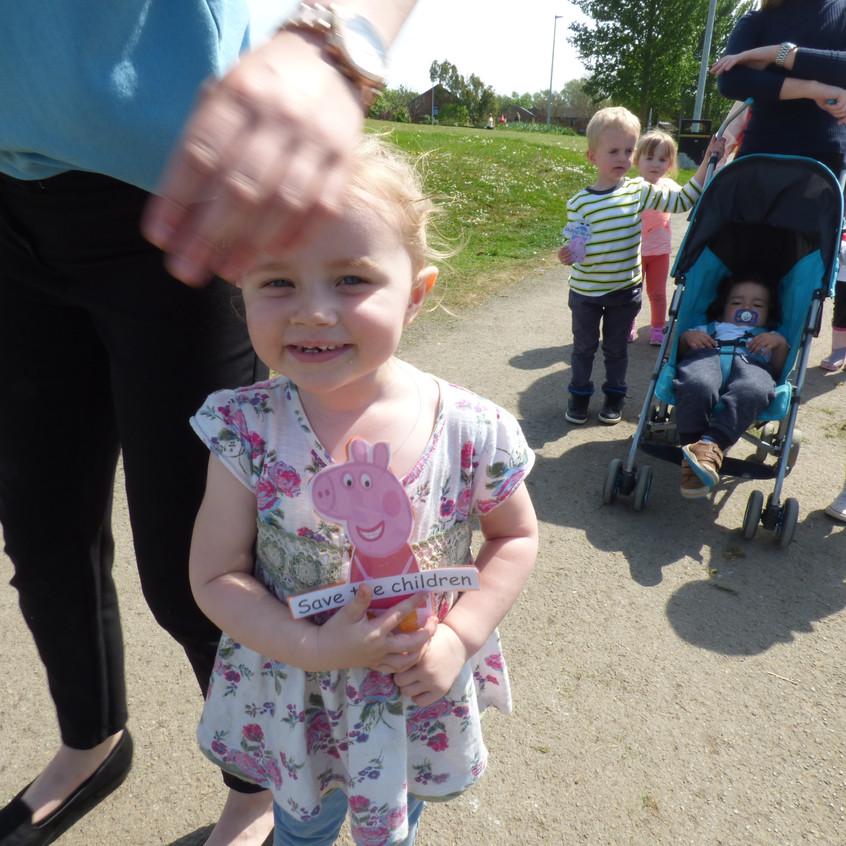 Rosedene Nurseries Hemlington Childrens Centre Muddy Puddle Walk 2 (12)