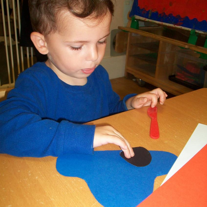 Rosedene at Hemlington Childrens Centre get police visit (9)
