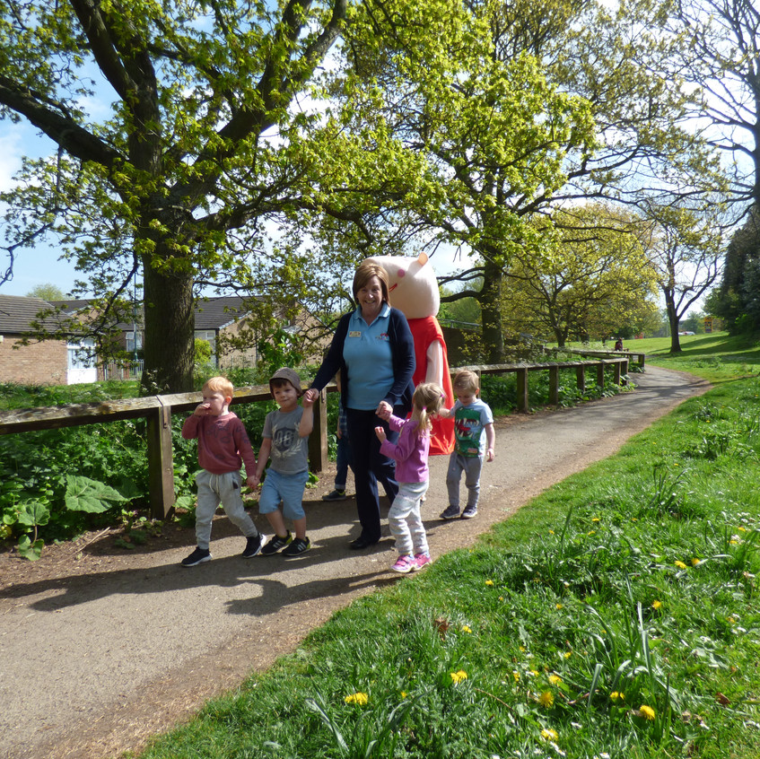 Rosedene Guisborough - Peppa Pig Walk 1 (14)