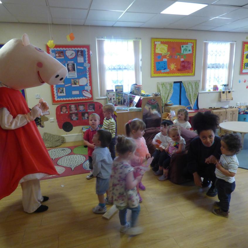 Rosedene Nurseries Hemlington Childrens Centre Muddy Puddle Walk 2 (2)