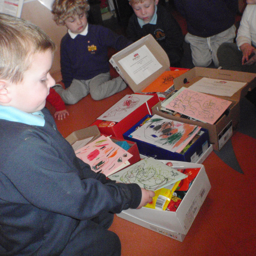 Rosedene Nurseries Guisborough Shoebox Appeal (9)