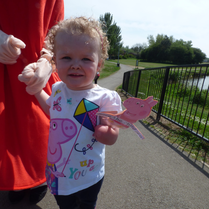 Rosedene Nurseries Hemlington Childrens Centre Muddy Puddle Walk 2 (14)