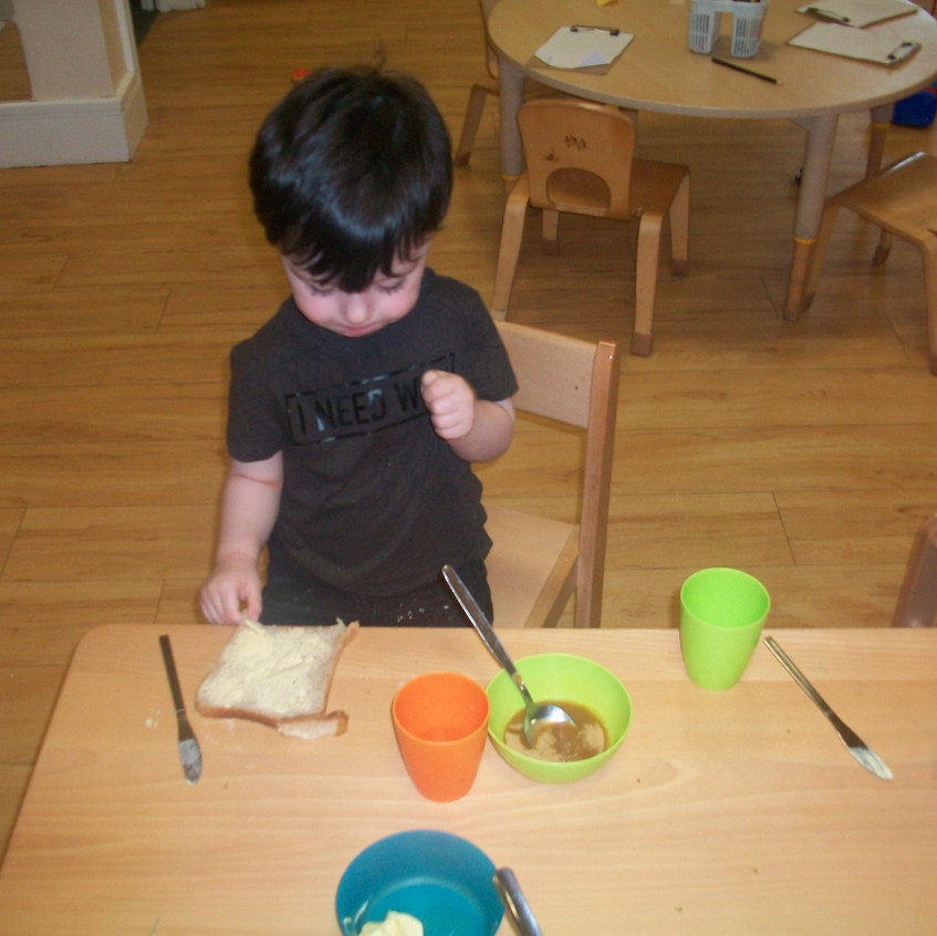 eating vegetable soup (1)