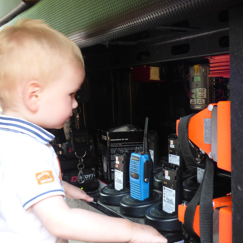 Rosedene Nursery in Hemlington gets Fire Service Visit (18)