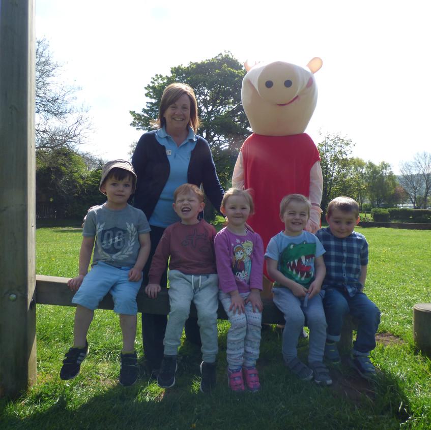 Rosedene Guisborough - Peppa Pig Walk 1 (3)