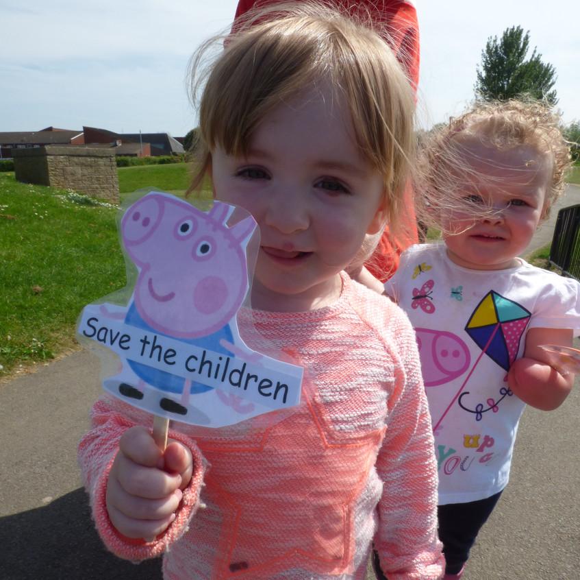 Rosedene Nurseries Hemlington Childrens Centre Muddy Puddle Walk 2 (15)