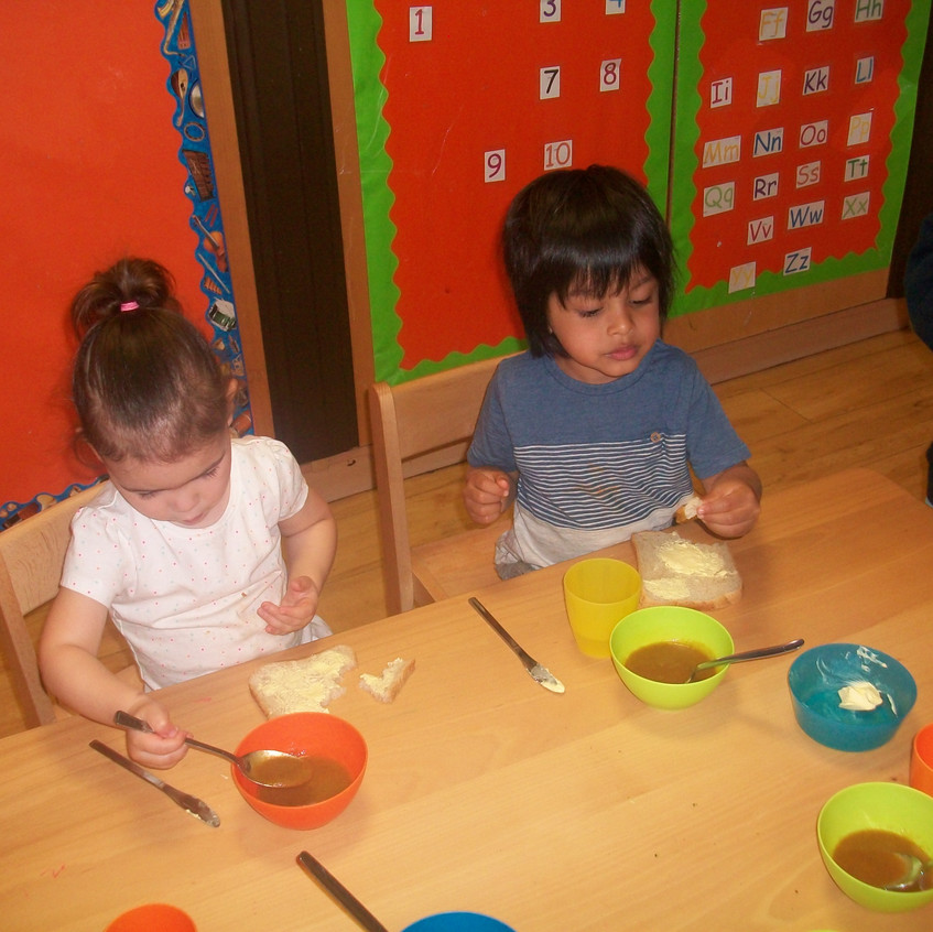 eating vegetable soup (6)