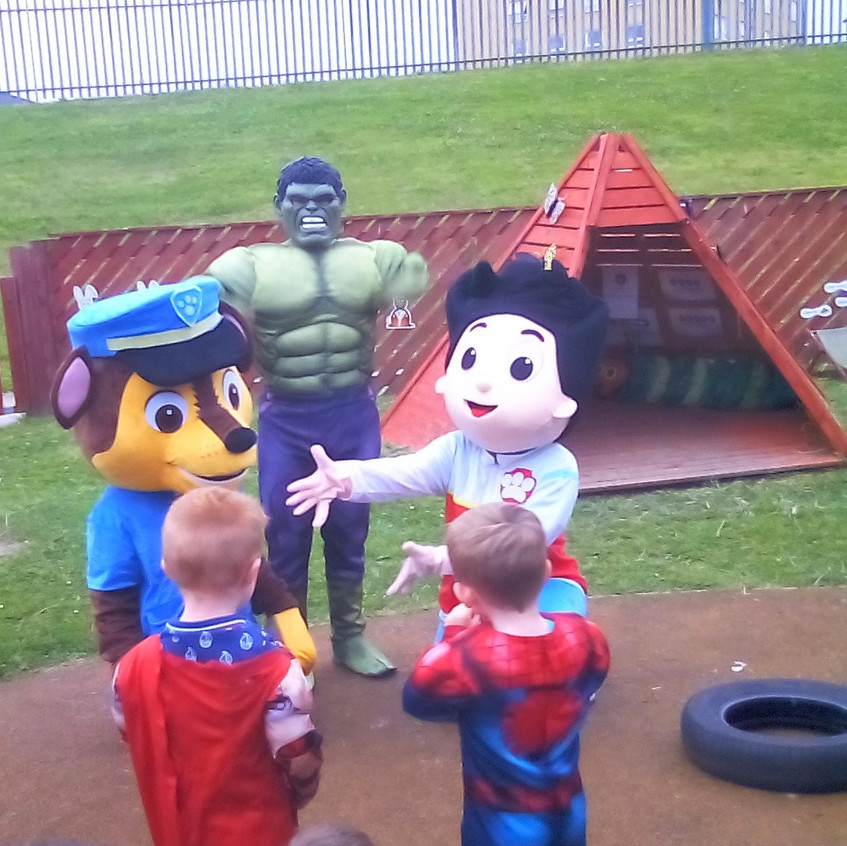 Rosedene Nurseries Ormesby Help for Heroes Day (5)