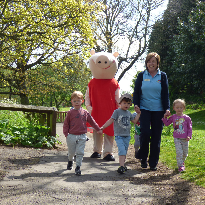 Rosedene Guisborough - Peppa Pig Walk 1 (11)