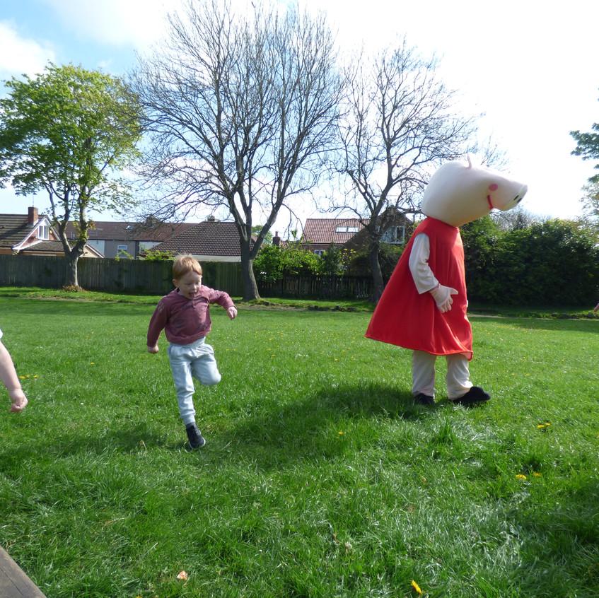 Rosedene Guisborough - Peppa Pig Walk 1 (9)
