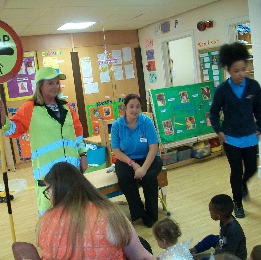 Rosedene Nurseries Hemlington Children's Centre Lollipop Lady (5)