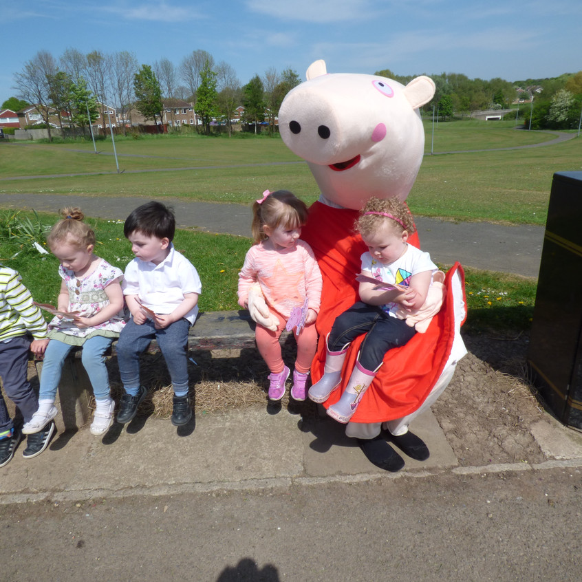 Rosedene Nurseries Hemlington Childrens Centre Muddy Puddle Walk 2 (18)