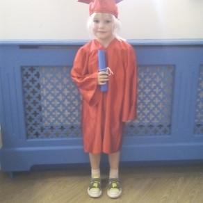 Rosedene Nurseries Darlington Graduation