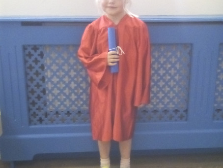 Rosedene Nurseries Darlington Graduation
