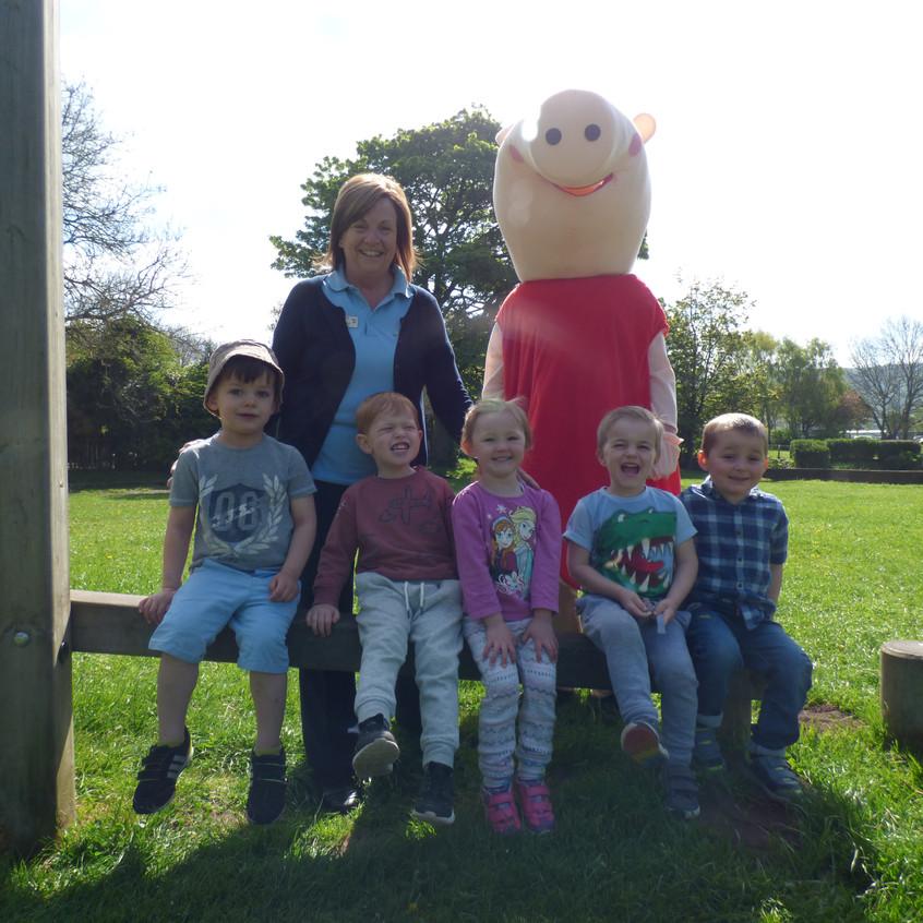 Rosedene Guisborough - Peppa Pig Walk 1 (4)