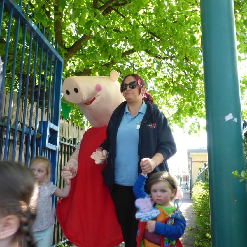 Rosedene Nurseries Hemlington Childrens Centre Muddy Puddle Walk 1 (5)