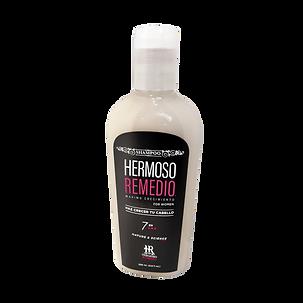 Botella Shampoo Hermoso Remedio for Women - Shampoo Crecimiento y Anticaida 7 en 1 para mujer