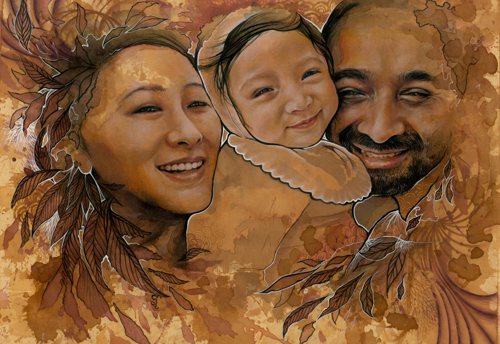 Poudyal Family