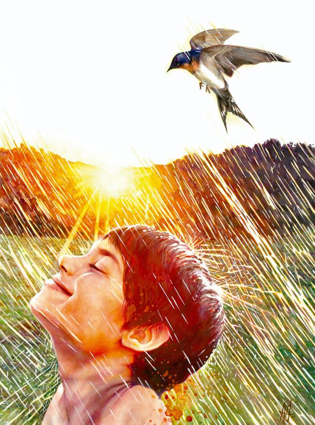 Wait For It Like Monsoon Rains