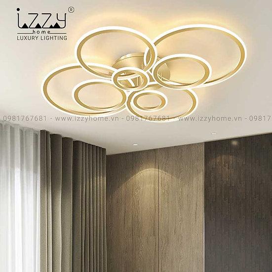 Đèn Ốp Trần Led Hiện Đại LGL261 cỡ 105cm