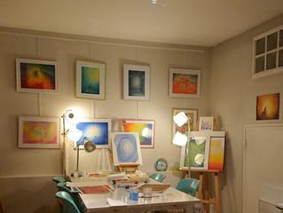 L'atelier d'art-thérapie Bulle de couleurs fait sa rentrée !